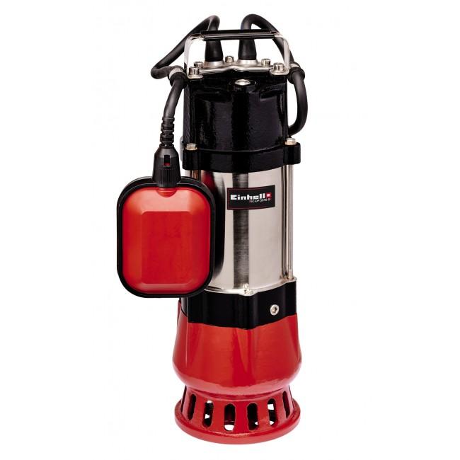 Pompe d'évacuation pour eaux chargées - GC-DP 5010 G EINHELL