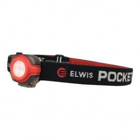 Lampe frontale LED - pocket - H40 ELWIS