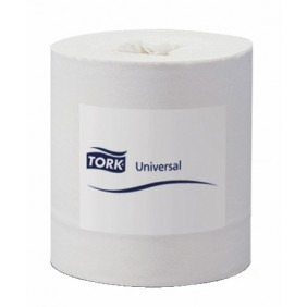 6 bobines ouate blanche lisse M-Box TORK