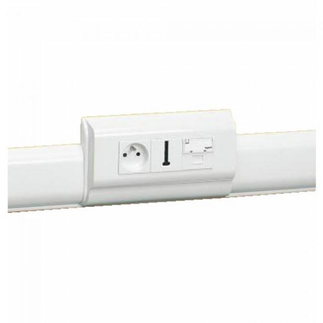 Plinthe électrique blanche DLPlus LEGRAND