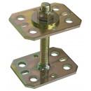 Pied de poteau réglable 30 à 90 mm - APB7090 SIMPSON Strong-Tie
