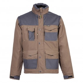 Blouson manches amovibles MARVIN - Homme NORTH WORK