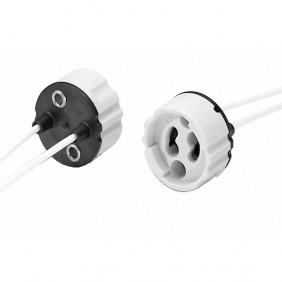 Douille pour lampe à décharge - Culot GX10 ORBITEC