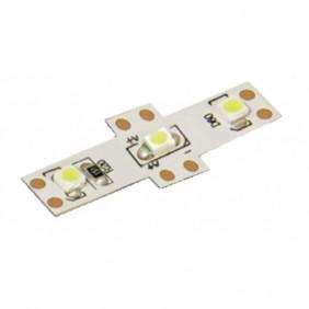 Jonction 4 sorties pour bandes LED Rolflex EMUCA