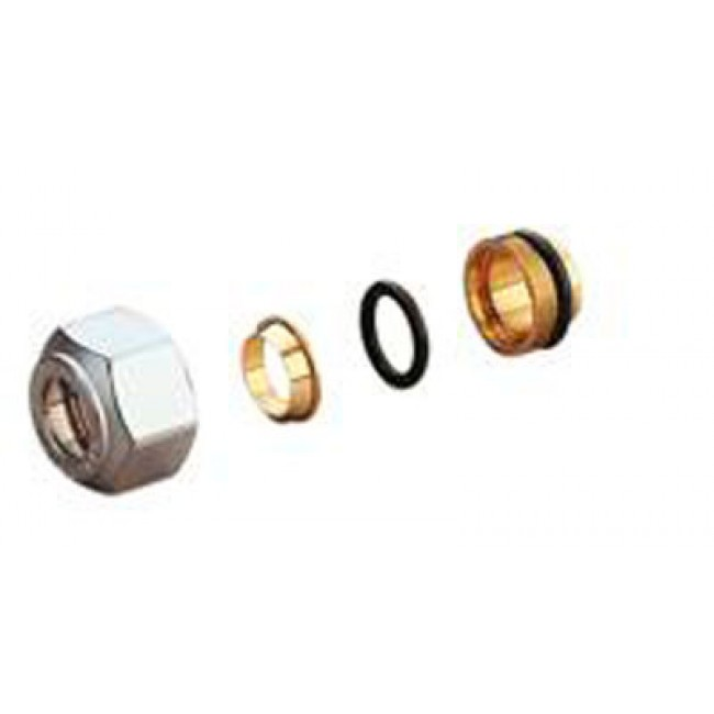 Adaptateur pour tube cuivre - R178 GIACOMINI