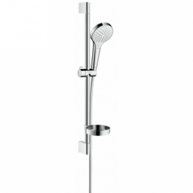 Barre de douche - curseur inclinable - Croma Select S 110 vario HANSGROHE