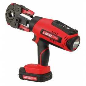 Pince à sertir électro-mécanique - Viper M21+ - 253502 VIRAX