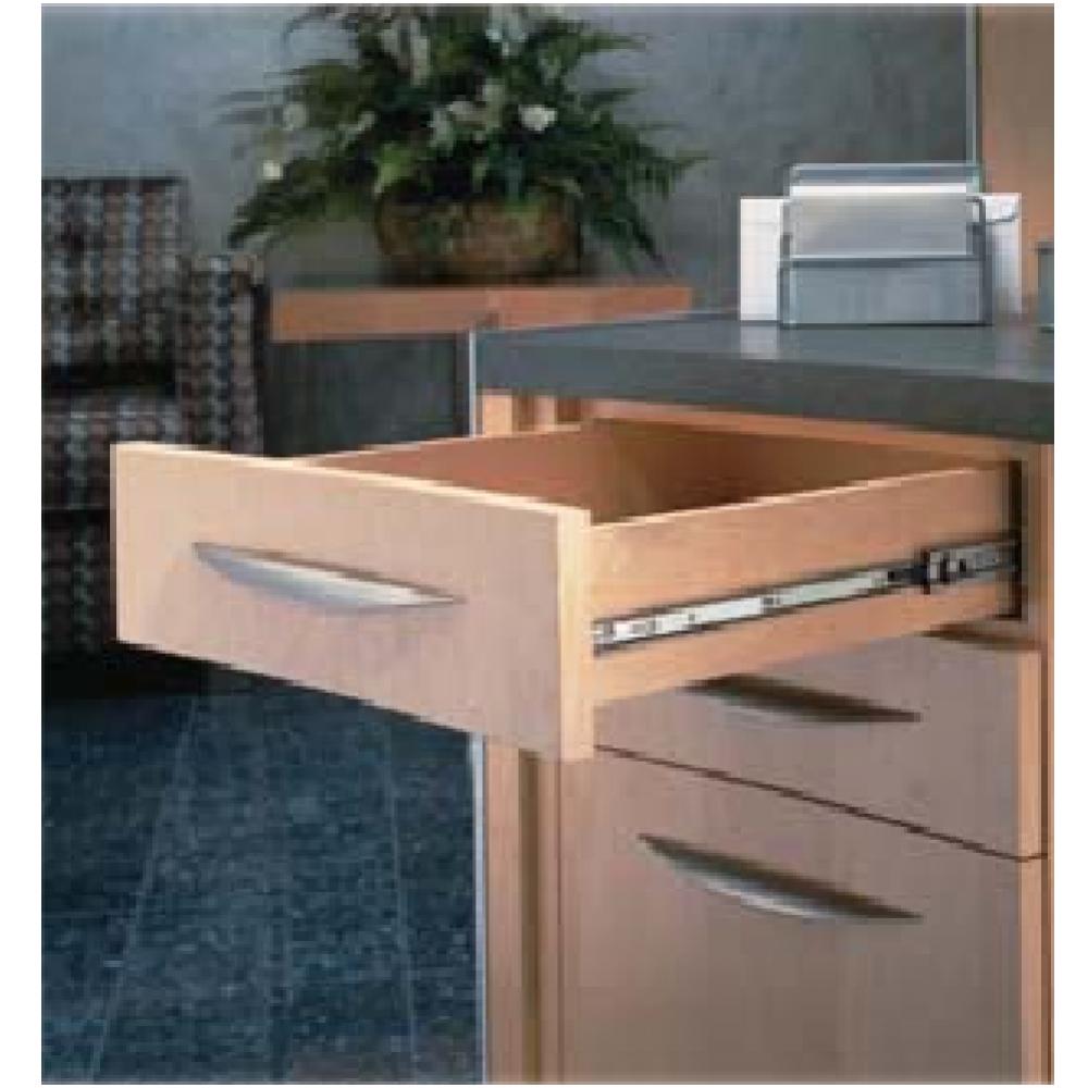 coulisses billes dz3732 charge 40kg sortie totale accuride bricozor. Black Bedroom Furniture Sets. Home Design Ideas
