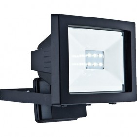 Projecteur LED aluminium noir 6 x 0,5W GLOBO Lighting