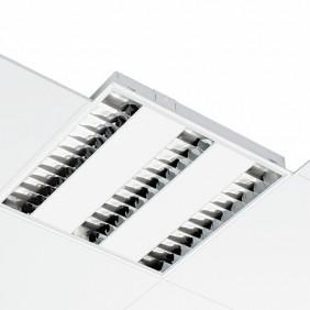 Plafonnier LED - dalle encastrée - plafond modulaire - Minicomfort 841 Disano