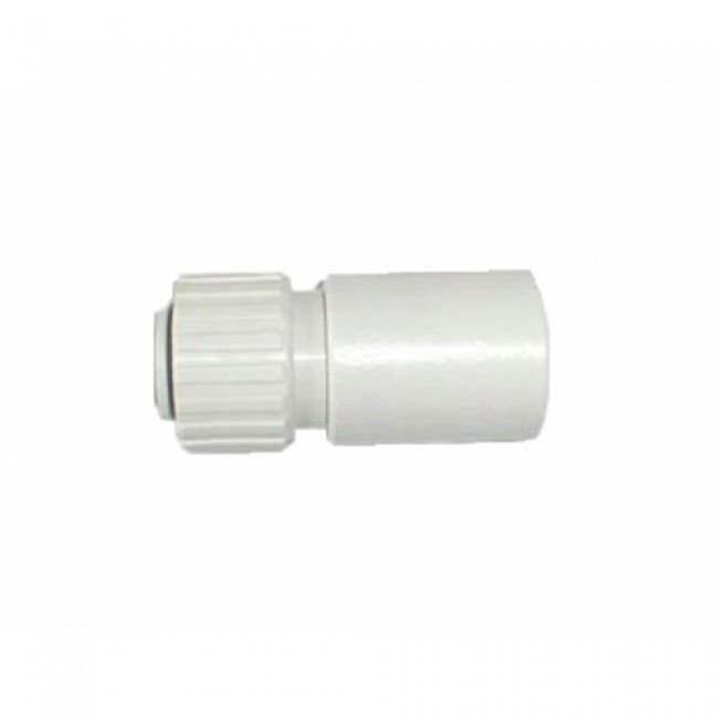 Raccord mâle à coller sur PVC pour tuyau flexible REGIPLAST
