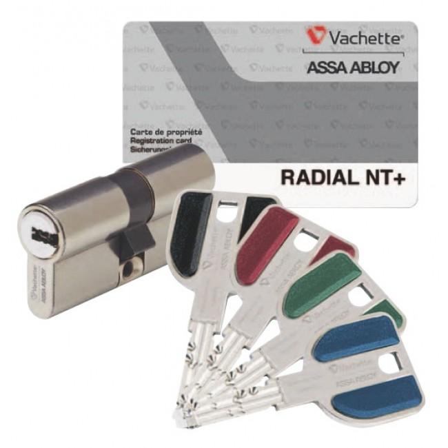 Cylindre double Radial NT+ 7101 varié