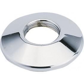 Rosace à visser bombée - diamètre 50 mm RIQUIER