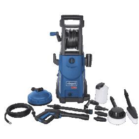 Nettoyeur haute pression 2200W + accessoires - HCE2200 SCHEPPACH