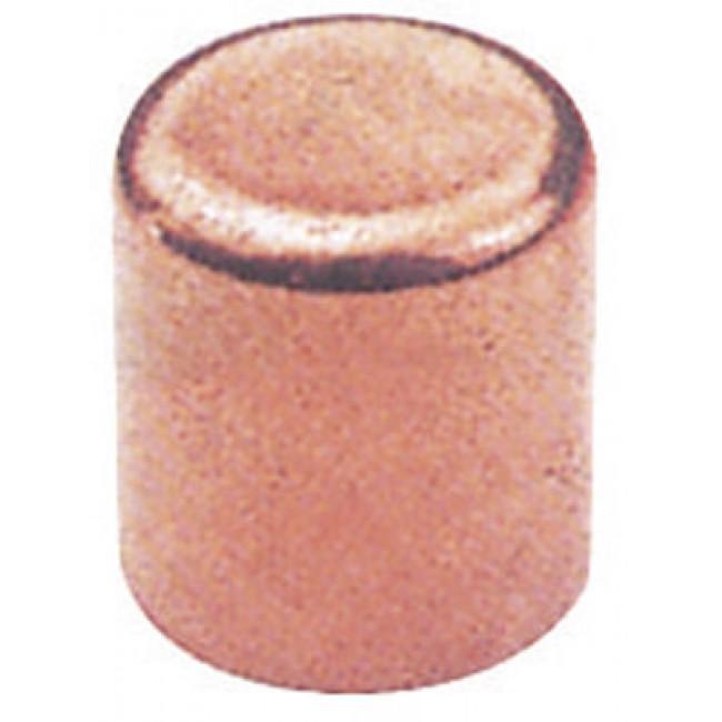 Bouchon cuivre mâle à sertir VIEGA