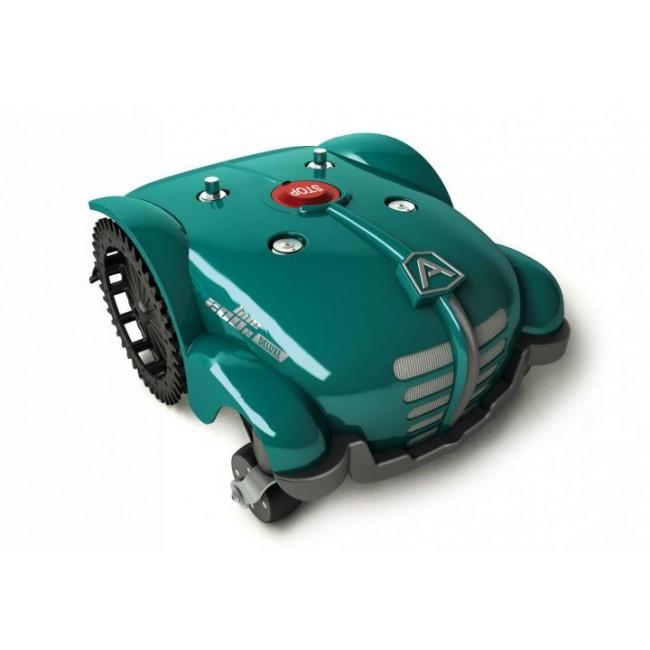 Tondeuse robot L200 Deluxe 29cm 3000m2 2 batteries AMBROGIO