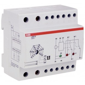 Délesteur réglable - 5 à 90 Ampères ABB