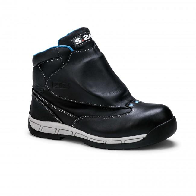 Chaussure de sécurité montante - protection métatarses - Héro S3 S24