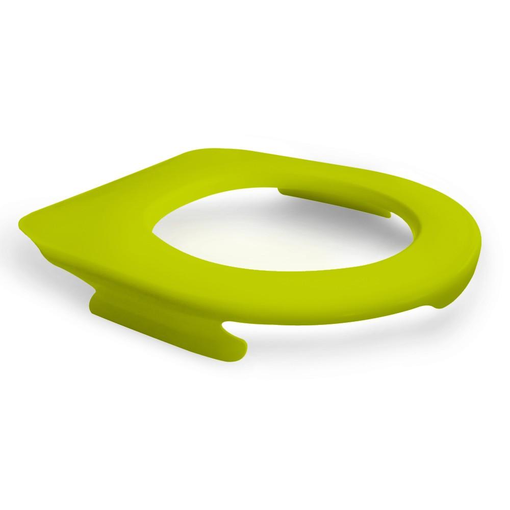 Marque De Toilette Suspendue lunette de wc suspendu clipsable - 100 % hygiénique papado sur bricozor
