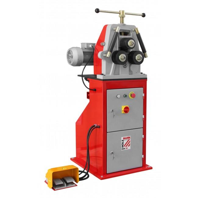 Cintreuse à galets - puissance 1100 watts - 380 V - RBM28 HOLZMANN