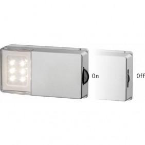 Spot de placard - SnapLED - avec interrupteur à roulette - à pile PAULMANN
