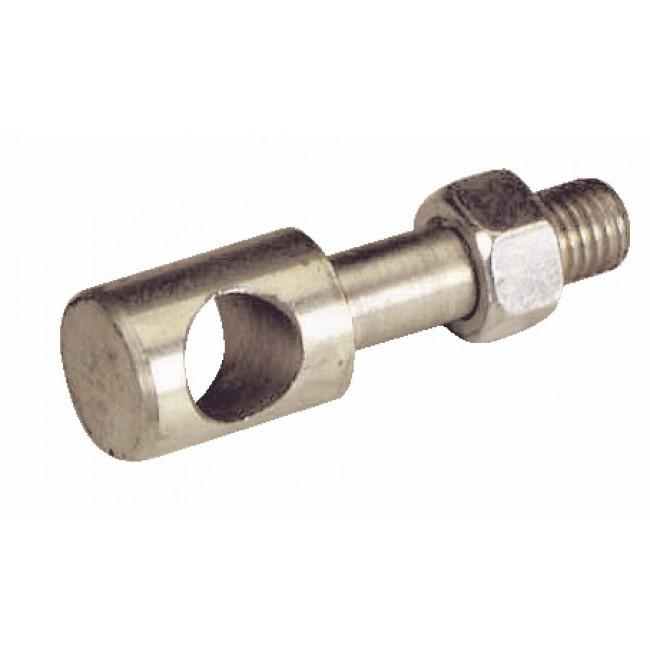 Gabarit de perçage en acier pour gonds à serrage rapide BURGAUD