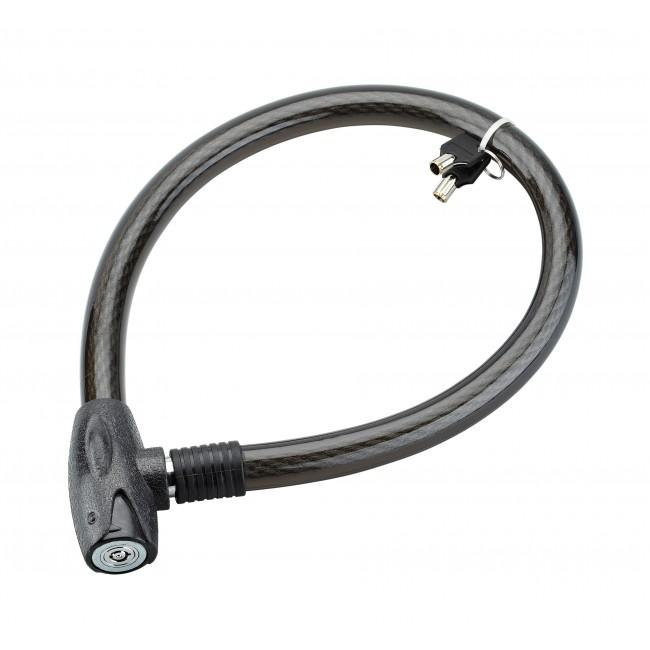 Antivol à câble acier diamètre 25 mm - gainé PVC FTH THIRARD