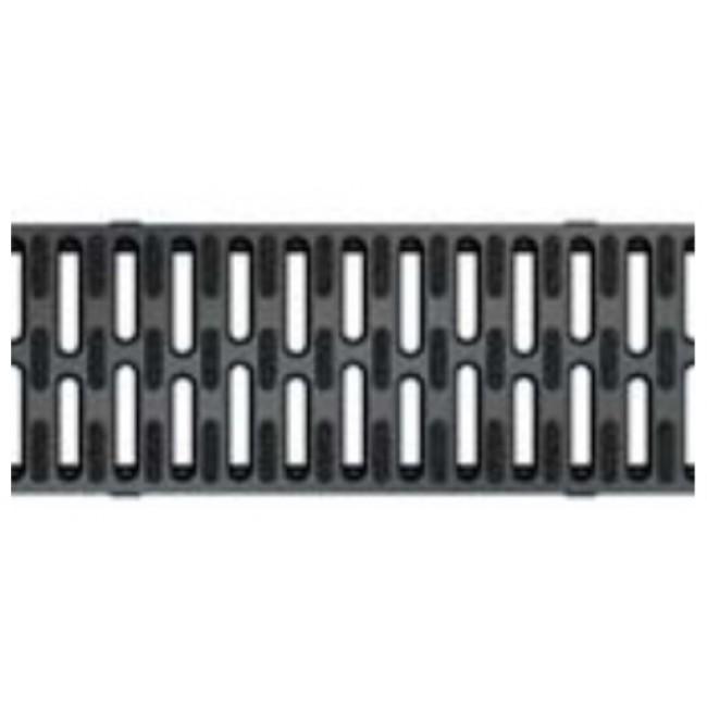 Caniveau d'extérieur à grille  - différentes finitions - Self 100 ACO PASSAVANT