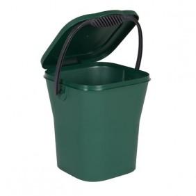 Poubelle compost - 6 litres EDA PLASTIQUES