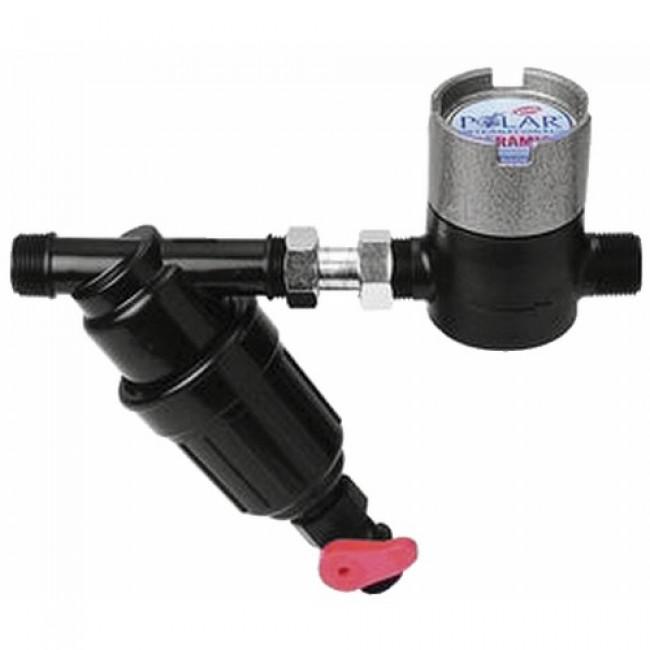 Station de filtration domestique - pour anti tarte magnétique - PSDOR POLAR