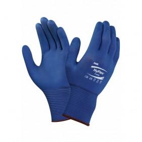 Gants de manipulation fine - tricotés enduits Hyflex® - 12 pièces ANSELL