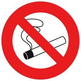 Disques rigides - Défense de fumer NOVAP