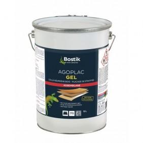 Colle néoprène en gel - 5 litres - Agoplac BOSTIK