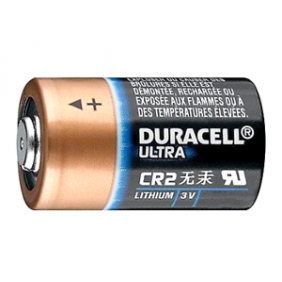 Lot de 6 piles lithium Ultra Photo 3V - DL/CR2 DURACELL
