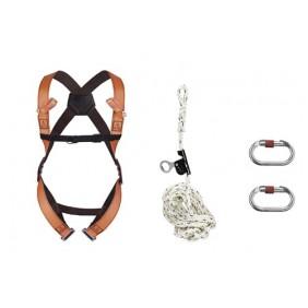 Kit harnais de sécurité - charpentier/couvreur - ELARA 150 DELTA PLUS
