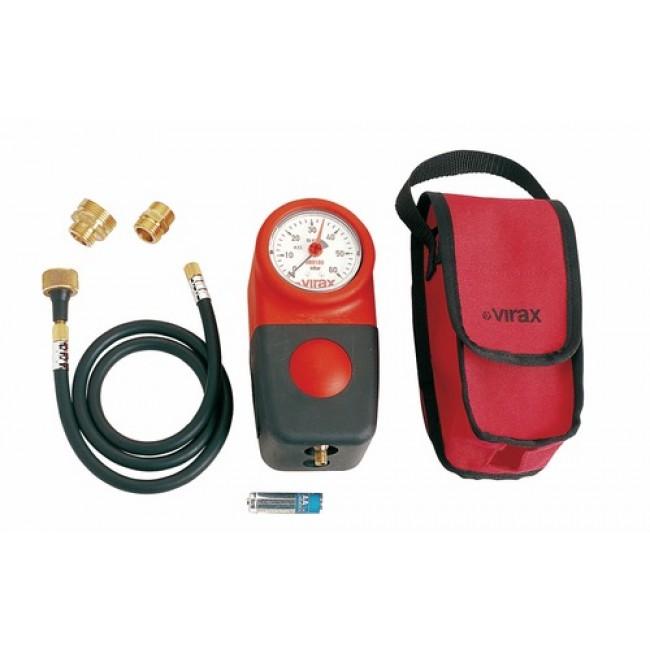 Contrôleur d'étanchéité gaz VIRAX