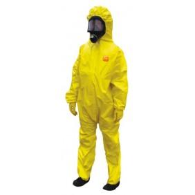 Combinaison de protection - soudée - jaune - SegeSplash BRICOZOR