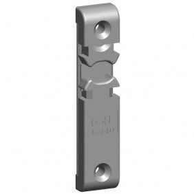 Gâche loquet 8-00740 pour ouvrant à la francaise ou vantail semi-fixe d'oscillo-battant FERCO