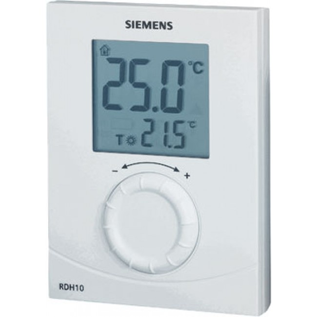 Thermostat d'ambiance RDH10 Siemens