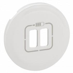 Enjoliveur ou doigt pour chargeur double USB - Céliane LEGRAND