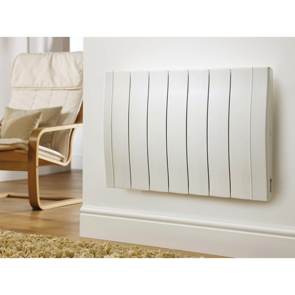 radiateur lectrique inertie s che horizontal 450w rcwave haverland bricozor. Black Bedroom Furniture Sets. Home Design Ideas
