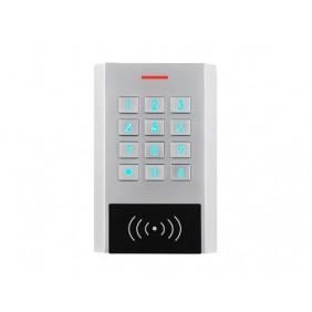 Clavier à code/badge - façade rétro-éclairée - électronique intégrée EFF EFF