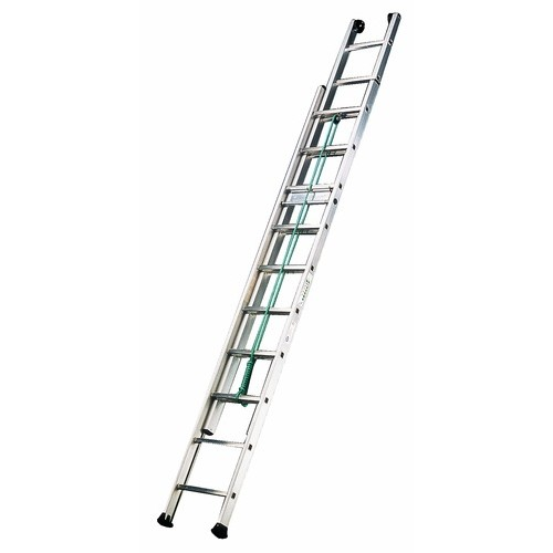 Échelle à coulisse à corde en aluminium - 2 plans - Platinium 300