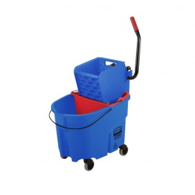 Chariot de ménage - kit complet - WaveBrake® RUBBERMAID