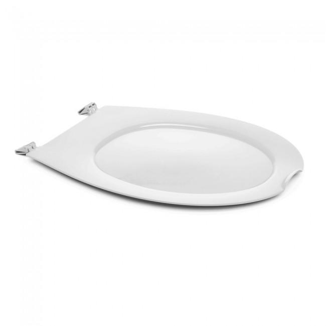Abattant wc clipsable - 100 % hygiénique - blanc PAPADO