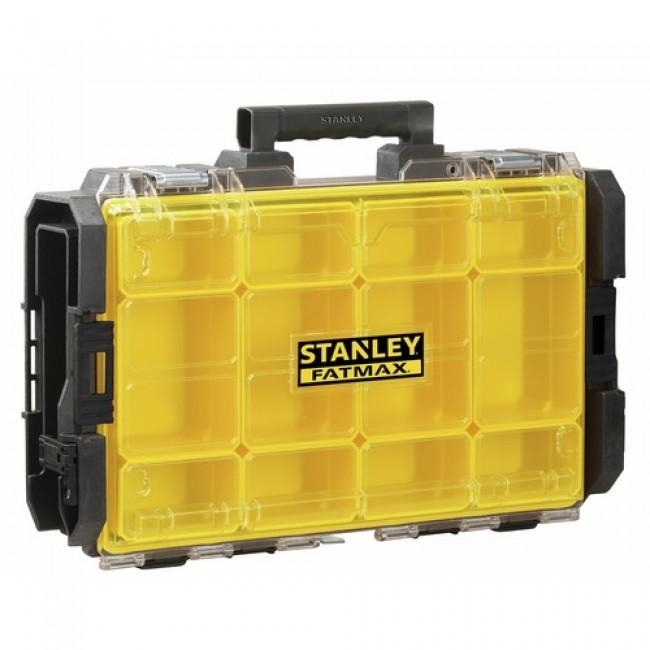 Mallette de rangement -  organiseur - étanche - Toughsystem STANLEY