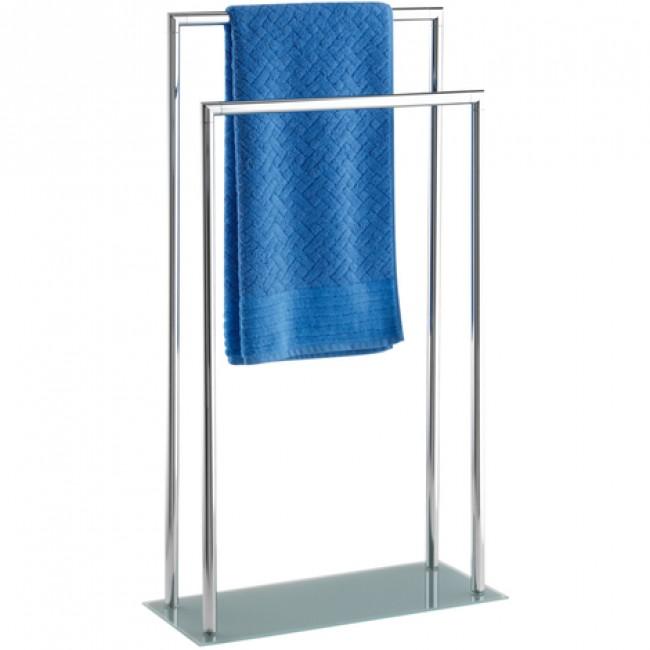 Porte-serviettes - Quadro ou Style - Chrome - 2 ou3 niveaux WENKO