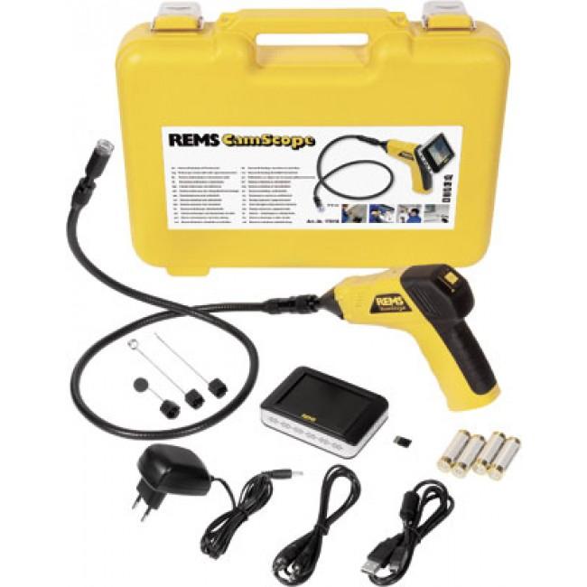 Caméra à liaison sans fil - CAMSCOPE - Set 16-1 REMS
