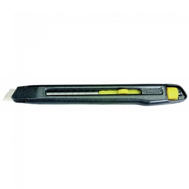 Cutter à lame de 9 mm Interlock 0-10-095 STANLEY