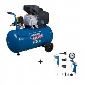 Compresseur 1500 W HC50E+ kit 13 outils